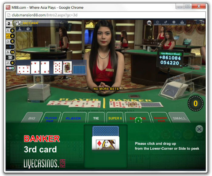 M88 com online casino and online gambling in asia playing craps in california