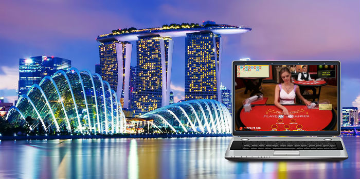 Mobile Gambling in Singapore